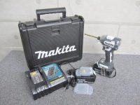 八王子店にてマキタ 18V 充電式インパクトドライバ TD170DRGXWを買取しました。