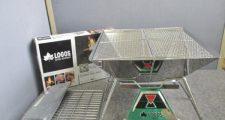 LOGOS ロゴス 焚火ピラミッドグリル EVO-L