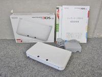 Nintendo 任天堂 3DS LL SPR-001 ホワイト