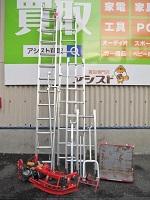 大和店頭 ユニパー ハイパワーZウインチ UP-711Z パワーコメット UP-103P