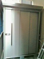 多摩市にてタクボ物置 Mr.ストックマンダンディ ND-1512 2016年製を買取しました。