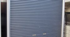 イナバ物置 シャッターガレージ ドマール FX-80H