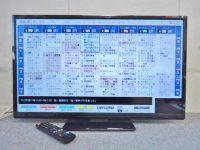 多摩市にてORION オリオン 32型液晶テレビ KNX32-3BP 14年製 状態良を買取しました。