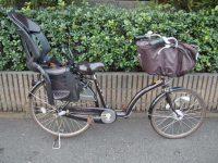 世田谷店にて自転車【あさひ プチママンDX】を買取致しました。