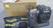 Nikon ニコン D2X ボディ デジタル一眼レフカメラ 動作品