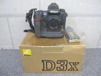 Nikon ニコン D3X ボディ デジタル一眼レフカメラ 動作品