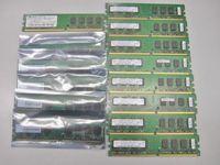 デスクトップ用メモリ DDR2 1GB×5 2GB×9