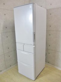 川崎市にて冷蔵庫 SHRAP 2014年 SJ-PW42Yを買取いたしました。