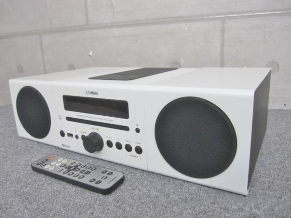 相模原市にてヤマハ製システムコンポ MCR-B142 を買取いたしました