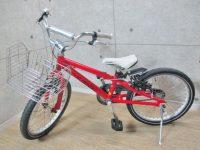 川崎市にてLOUIS GARNEAU ルイガノ LGS-J20 子供用自転車20インチを買取いたしました。