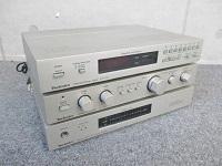 逗子市でテクニクス製のパワーアンプ[SU-C01 SE-C01 ST-C03]を買取ました。