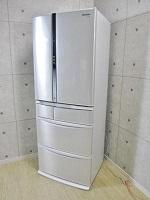 大和店頭 パナソニック 6ドア冷蔵庫 NR-F456T