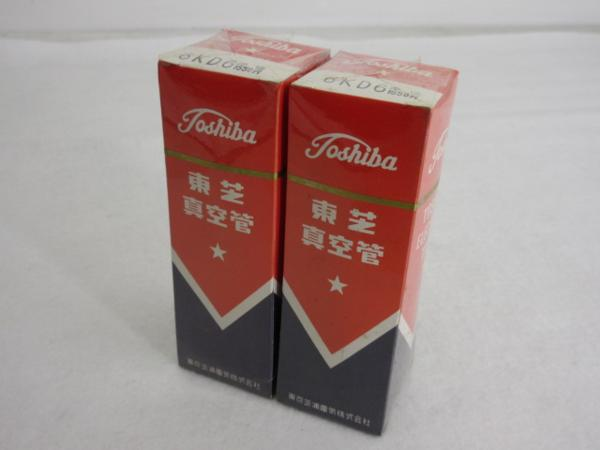 鎌倉市にてTOSHIBAの真空管6KD6を買取しました。