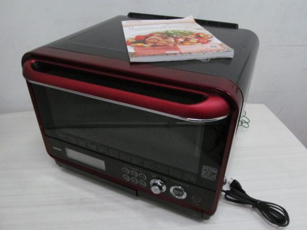 藤沢市にて石窯ドームオーブンレンジER-ND300-Rを買取しました。