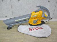 RYOBI リョービ ブロアバキューム RESV-1000 集塵機