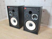 世田谷区にてJBL 4312B 3way コントロールモニタースピーカー ペアを買取いたしました。