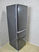 大和出張 三菱 3ドア冷蔵庫 MR-C37X