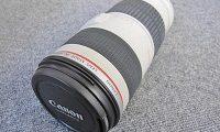 大和店頭 キャノン EF70-200mm f4L IS USM レンズ