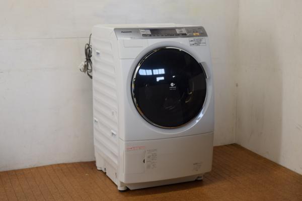 パナソニック ドラム式電気洗濯乾燥機 NA-VX7100L