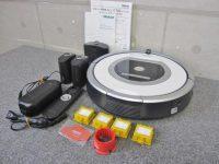 新宿区にてiRobot Roomba ルンバ 760 2013年製 国内正規品を買取いたしました。