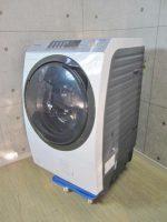杉並区にてパナソニック ドラム式洗濯乾燥機 NA-VX3500L を出張買取いたしました。
