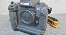 Nikon ニコン D1X ボディのみ 動作品 デジタル一眼レフ