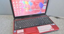 東芝 dynabook PT35056BBFR Win7 i5-M480 4GB 640GB Office