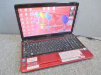 八王子店にて東芝 dynabook PT35056BBFR Win7 i5-M480 4GB 640GB Officeを買取しました。