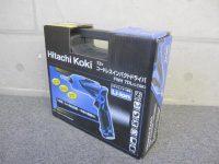 八王子店にて未使用 日立 7.2V コードレスインパクトドライバ FWH7DL(LCSK)を買取しました。