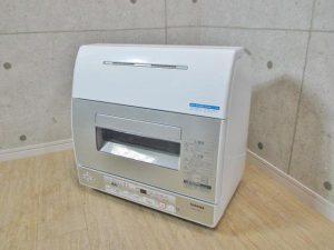東芝 6人分 食器洗い乾燥機 DWS-600D 除菌スチーム