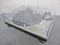 Technics テクニクス SL-1200MK3D ターンテーブル レコードプレーヤー 動作確認済み