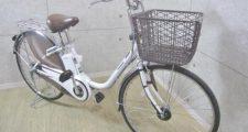 Panasonic パナソニック VIVI DX ビビDX 電動アシスト自転車 BE-ELD63 26インチ
