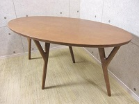 フランフラン オーガ ダイニングテーブル