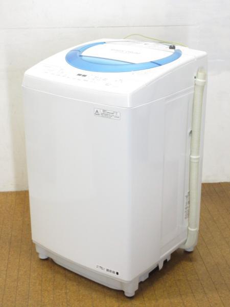 茅ヶ崎市にてTOSHIBAの全自動洗濯機【AW-8D3M】を買取ました。