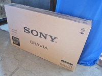大和出張 未開封 SONY 液晶テレビ KJ-40W700C