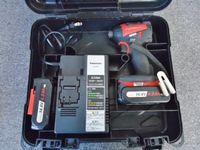 Panasonic 充電式インパクトドライバー EZ75A7LS2F-R