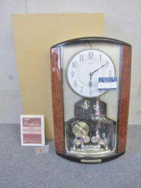 世田谷区にて SEIKO セイコー からくり時計 ディスクドリーム RE532Bを買取いたしました。