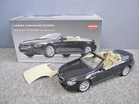 ダイキャスト 京商 118 BMW 645Ci