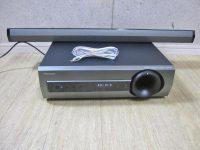 多摩市にてPioneer パイオニア サウンドバーシステム SA-SWR33 S-SB550 サラウンドを買取しました。