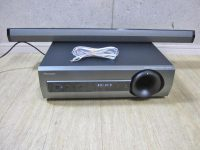 Pioneer パイオニア サウンドバーシステム SA-SWR33 S-SB550 サラウンド