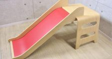 IKEA イケア VIRRE ヴィレ すべり台 滑り台 木製