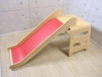 調布市にてIKEA イケア VIRRE ヴィレ すべり台 滑り台 木製を買取しました。