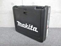 八王子店にてmakita マキタ 18V 充電式インパクトドライバ TD147DRFXB未使用品を買取しました。