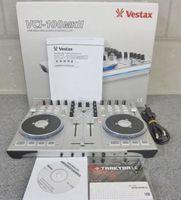 Vestax VCI-100MK2 PCDJコントローラー