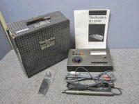 江東区にてTechnics テクニクス SH-8000 オーディオフリケンシーアナライザーを買取いたしました。