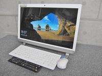 デスクトップPC 東芝 D71NWP-BHA