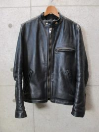 文京区にてVANSON バンソン シングルライダース レザージャケット サイズ38を買取いたしました。
