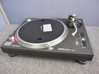 多摩市にて テクニクス ターンテーブル SL-1200MK5を買取りいたしました。