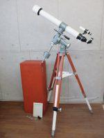 高橋製作所 天体望遠鏡 TS式65mm 屈折赤道儀V-1 動作未確認