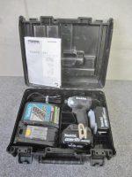 八王子店にてmakita マキタ 18V 6.0Ah 充電式インパクトドライバ TD170DRGXBを買取しました。